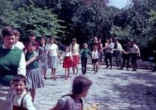 1978 Urlaub der jungen Familien in Bad Kösen